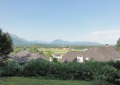 Garten-Wohnung in Panormalage — Bauvorhaben Buchenweg